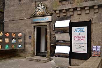 Camera Obscura da visitare nel tuo viaggio in Scozia