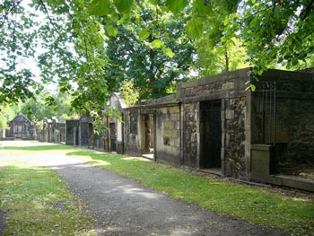 viaggio in scozia cimitero edimburgo cimitero di Greyfriars