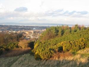 Craiglochkart Hill.