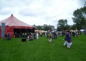 Mela festival a Leith. Foto di geograph.org.uk