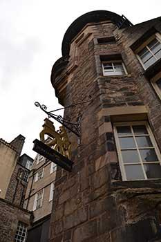 Visitare Museo degli scrittori in Scozia