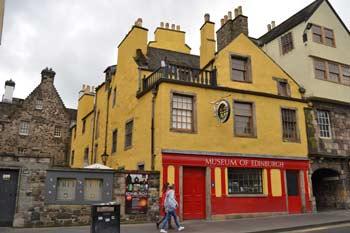 Museo della Città di Edimburgo