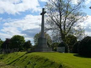 Cimitero di Rosebank.