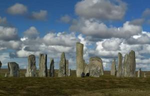 Cerchio di pietre di Callanish, isola di Lewis
