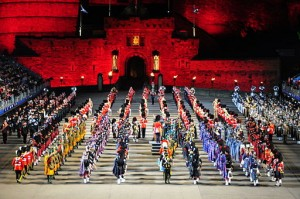 Performance al Military Tattoo