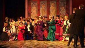 Una Rappresentazione della Traviata