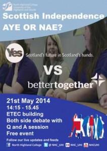 parlare scozzese in Scozia