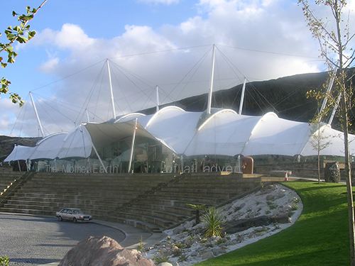 visitare musei Edimburgo Dynamic Earth