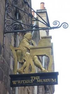 Museo degli Scrittori a Edimburgo