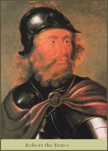 Ritratto di Robert the Bruce