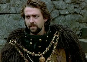Robert the Bruce (Angus Macfayden) in Braveheart