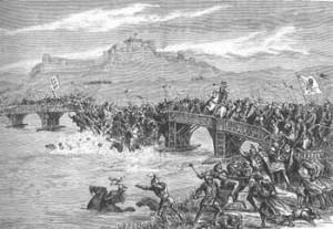 La battaglia del ponte di Stirling
