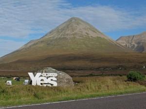 Indipendenza della Scozia.