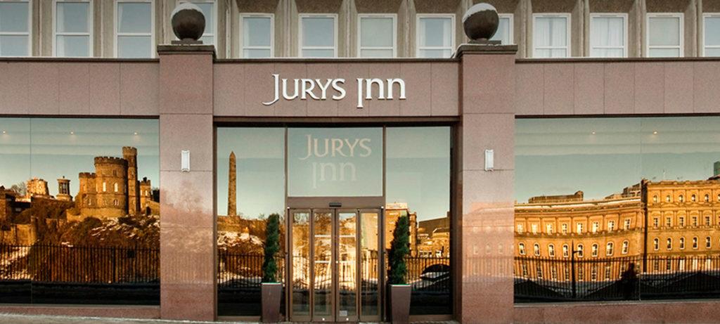Jurys Inn Edimburgo