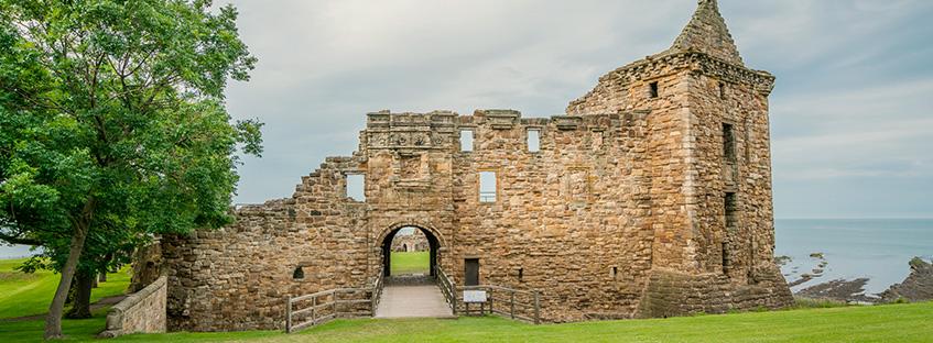 Castello di Saint Andrews