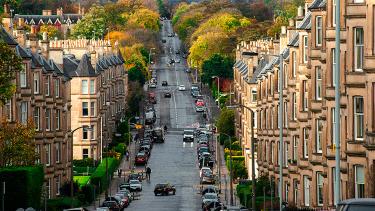 Tour panoramico di Edimburgo