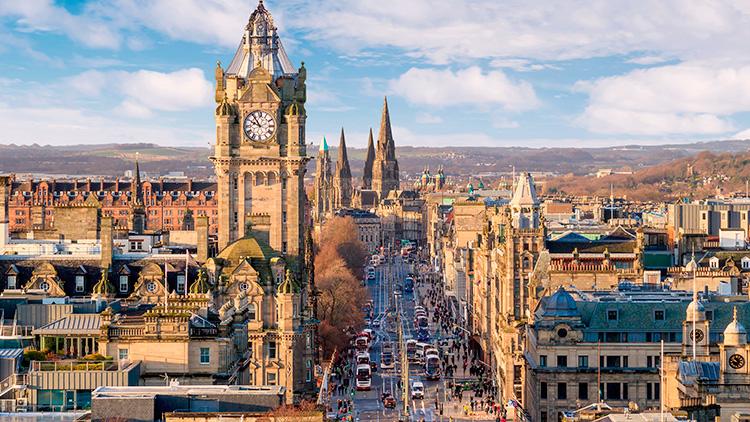 Passeggiata Storica di Edimburgo