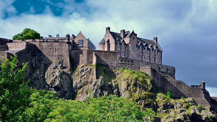 Biglietto+visita guidata del Castello di Edimburgo