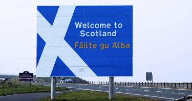 Guida essenziale per la Scozia… in scozzese!