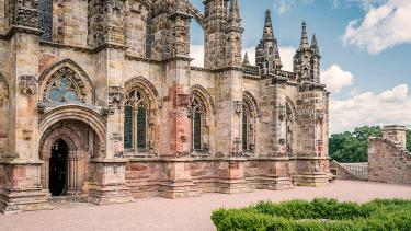 Tour panoramico di Edimburgo e cappella di Rosslyn