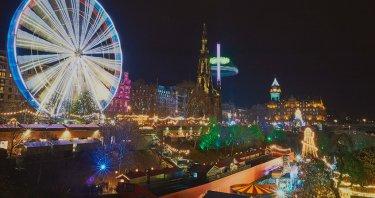 Natale a Edimburgo