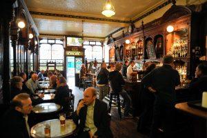 Pub tipici scozzesi nella New Town di Edimburgo