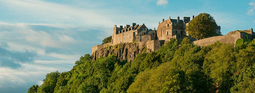 Il Castello di Stirling