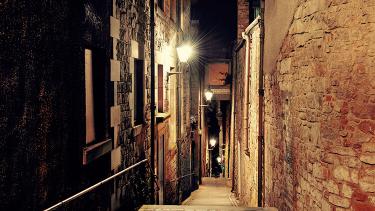 Tour dei fantasmi di Edimburgo, mistero e stregoneria