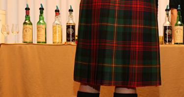 Il Whisky e la Scozia